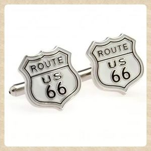 Other - Route 66 Cufflinks